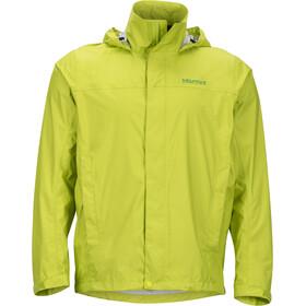 Marmot PreCip Jacket Herre bright lime
